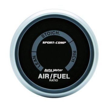AutoMeter 3375 Sport-CompT Electric Air Fuel Ratio Gauge