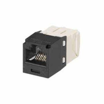 Panduit Mini-Com Modular Insert - Category 6 Giga-TX Unshielded Twiste