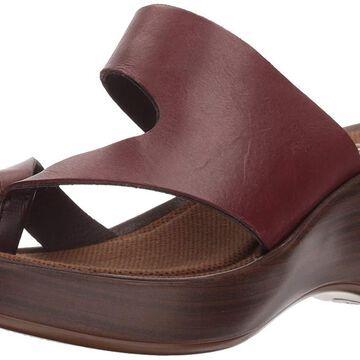 Eastland Womens Laurel Open Toe Casual Platform Sandals