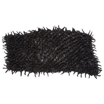Issey Miyake Black Synthetic Scarves