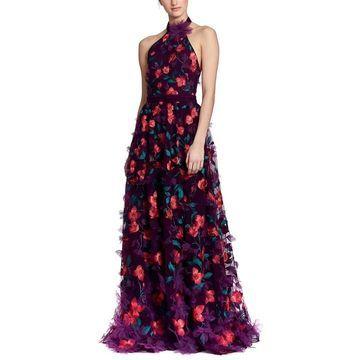 Marchesa Notte A-Line Gown