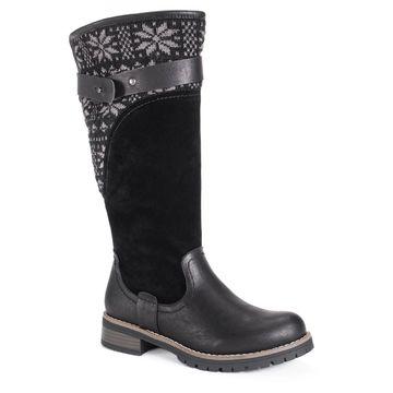 MUK LUKS Tall Boots - Kelsey