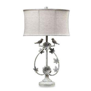 Dimond Lighting Two Birds Iron Table Lamp