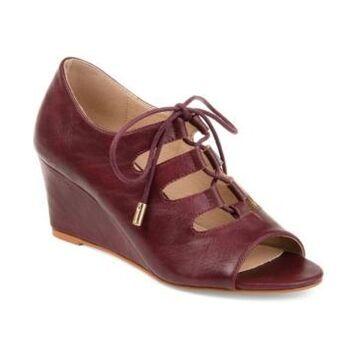 Journee Collection Women's Kortlin Wedges Women's Shoes