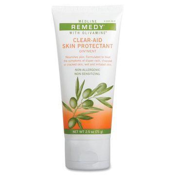 Medline Remedy Clear Aid Skin Protectant 2.5 oz