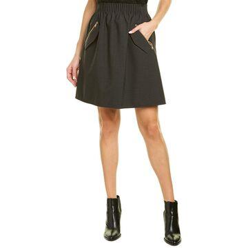Brunello Cucinelli Pull-On Skirt