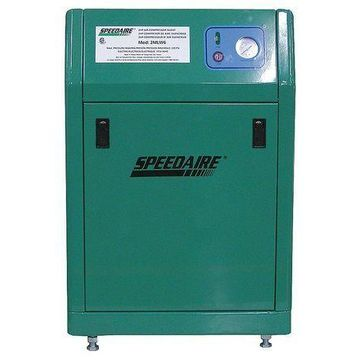 SPEEDAIRE 2MLW6 Electric Air Compressor,1 Stage,2 HP