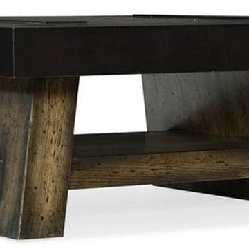 Hooker Furniture Living Room Crafted Cocktail Table
