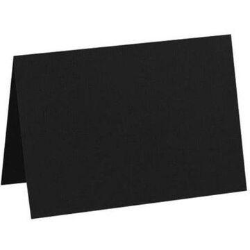 A7 Folded Card (5 1/8 x 7) - Midnight Black (250 Qty.)