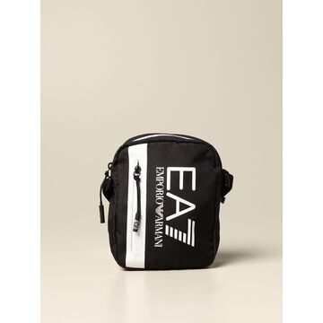 Ea7 Shoulder Bag Ea7 Crossbody Bag With Big Logo