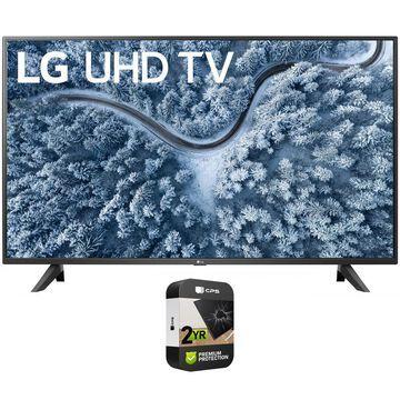 LG 55 UP7000 Series 4K LED UHD Smart TV 2021 Model + 2 Year Extended Warranty
