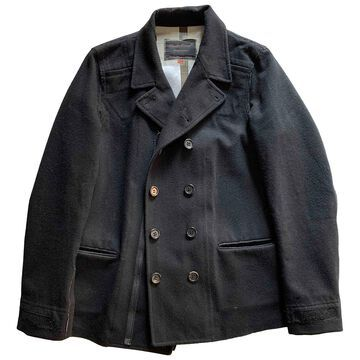 Undercover \N Black Wool Coats