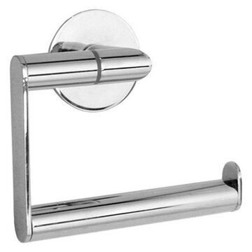 Smedbo YK341 Time Toilet Roll Euro Holder Without Lid, Polished Chrome