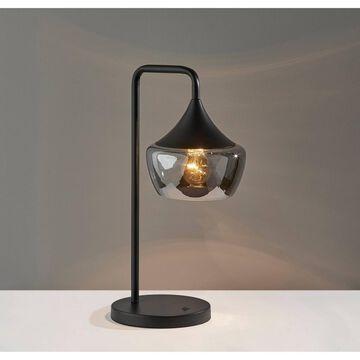Eliza Table Lamp Black - Adesso