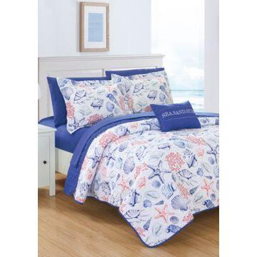 Chic Home Moselle Quilt Set - -