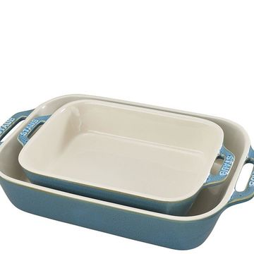 Staub Ceramics 2pc Rectangular Baking Dish Set