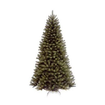 National Tree Company 7-Foot 6-Inch North Valley Spruce Christmas Tree