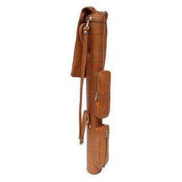 Piel Leather Executive Travel Bag