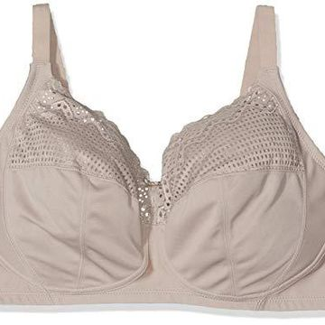 Glamorise Women's Plus Size ComfortLift Support Bra #1103