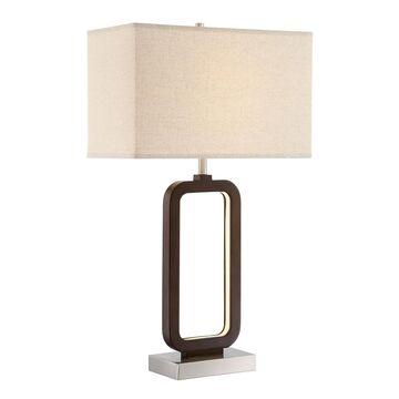Lite Source 2-Light Leonard Table Lamp