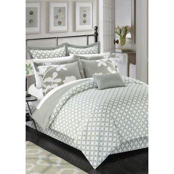 Chic Home Iris 7-Piece Comforter Set - -