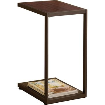 Coaster Company Modern Dark Brown Snack Table