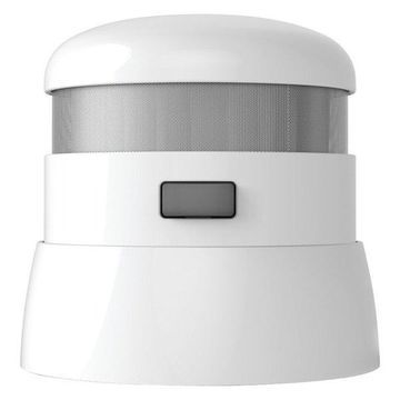 First Alert Atom Micro-Photoelectric Smoke Alarm With 10-Year Sealed Battery