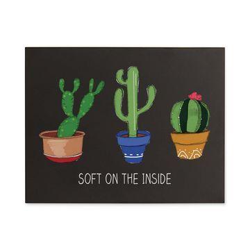 Cactus Chalkboard Sign