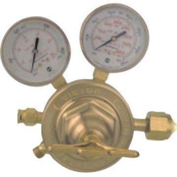 Victor SR 450 Single Stage Heavy Duty Regulators, Inert Gas, CGA540, 3,000 psig