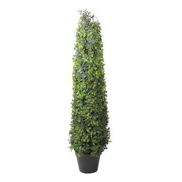 """36"""" Two Toned Conical Shaped Shrub Potted Topiary By Northlight 