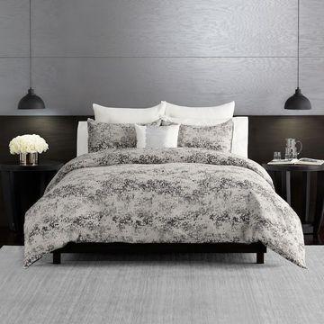 Simply Vera Vera Wang Midnight Chenille 3-piece Comforter Set
