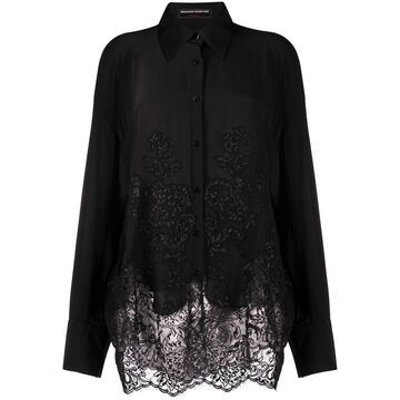 Ermanno Scervino Shirts Black