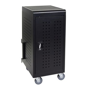 Offex 24 Tablet or Chromebook Charging Cart