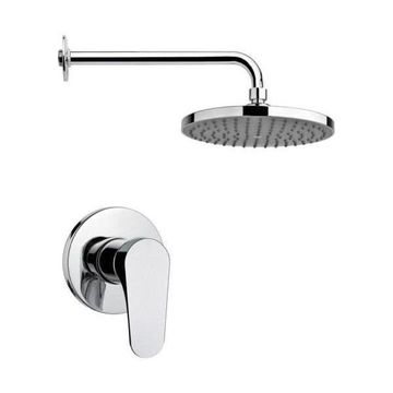 Nameeks SS1216 Remer Single Handle Shower Only Faucet, Chrome