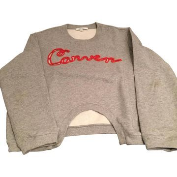 Carven Grey Other Knitwear