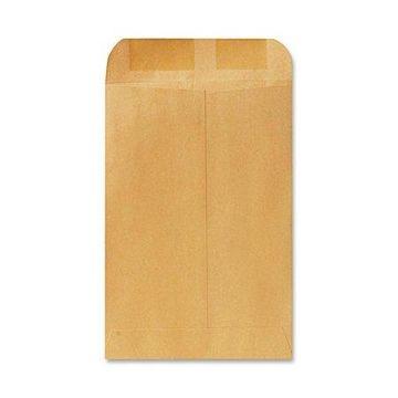 Quality Park, QUA40865, Kraft Catalog Envelopes, 500 / Box, Brown