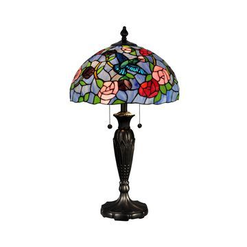 Dale Tiffany Hummingbird Table Lamp