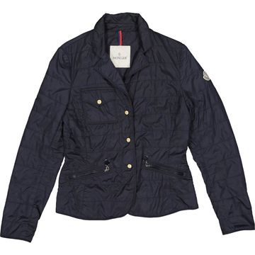 Moncler Navy Synthetic Jackets