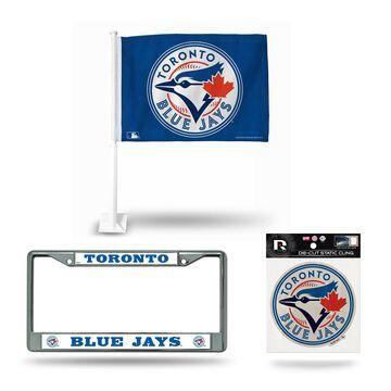 Toronto Blue Jays Sparo Auto Pack