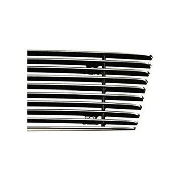 Carriage Works 47222 CWG47222 14-15 SILVERADO 1500 Z71 ONLY 2PC BOLT-OVER POLISHED GRILLE