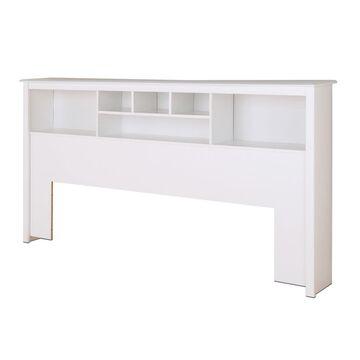 Bookcase Headboard - Prepac