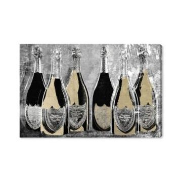 """Oliver Gal Dom Party Glam Canvas Art - 24"""" x 36"""" x 1.5"""""""