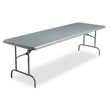 Iceberg Indestructables Too 1200 Series Folding Table, ICE65237