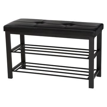 Simplify Bench Shoe Storage Rack