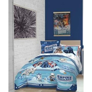 Star Wars 'Empire 40th Anniversary' 8pc Full bed in a bag Bedding