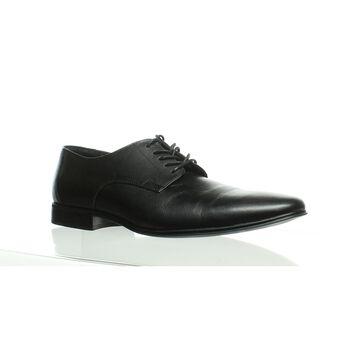 Giorgio Brutini Mens Shyer Black Oxford Dress Shoe Size 10