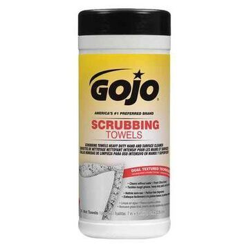 GOJO 6383-06 Polypropylene Hand Cleaning Towels 7