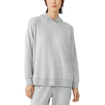 Eileen Fisher Hooded Terry Top, Regular & Plus Size