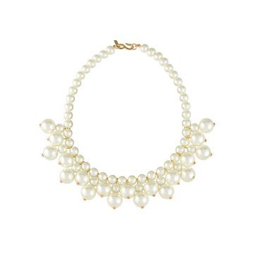 Pearly Collar Necklace