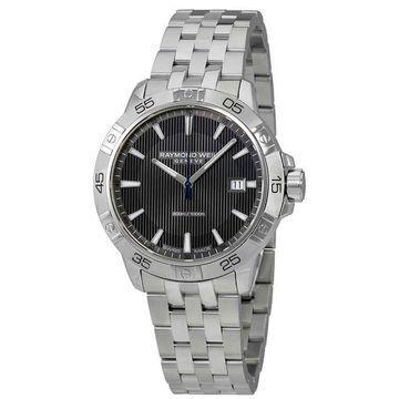 Raymond Weil Tango Grey Dial Men's Watch 8160-ST2-60001